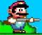 Mario Rampage - Jeu Tir