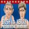 Bush vs Kerry - Jeu Célébrités