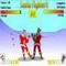 Santa Fighter - Jeu Bagarre