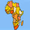 Geography Game - Africa - Jeu Puzzle