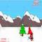 Snowboarding Santa - Jeu Sports