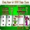 Flash Poker - Jeu Cartes