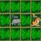 Alpha - Zoo Concentration Game - Jeu Puzzle