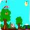 The Revenge of the Red Apple - Jeu Arcade
