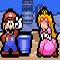 Mario`s Time Attack - Jeu Aventure