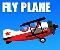 Fly Plane - Jeu Aventure