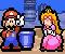 Mario Time Attack - Jeu Aventure