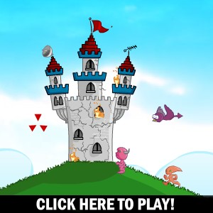 Crazy Castle 2 - Jeu Tir