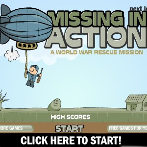 Missing In Action - Jeu Action