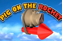 Pig On The Rocket - Jeu Action