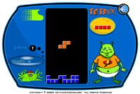 Tetrix - Jeu Puzzle