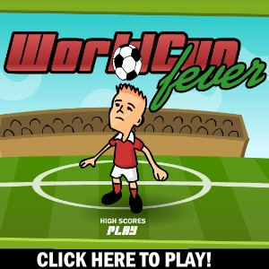 World Cup Fever - Jeu Sports